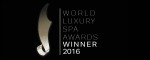 World Luxury Spa Awards Winner Logo B 4